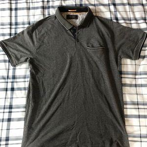 Denim & Flower Men's polo shirt